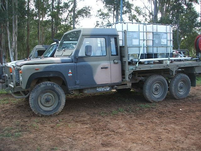 multidrive land rover 6x6 584272 001
