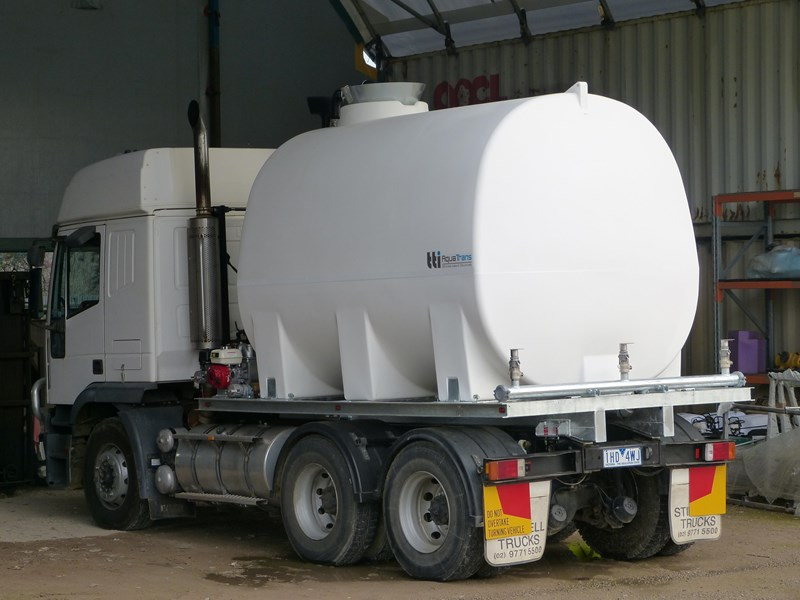 transtank aquatrans tank 13000l - 20 year warranty 584760 005