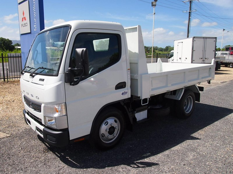 fuso canter 515 factory tipper 414787 009