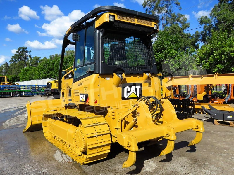 2019 Caterpillar D4k D4k2 Dozer Two Barrel Rippers For Sale