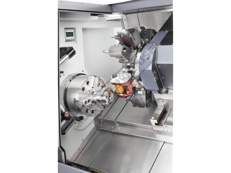 doosan machine tools puma gt2600m c axis 445740 005