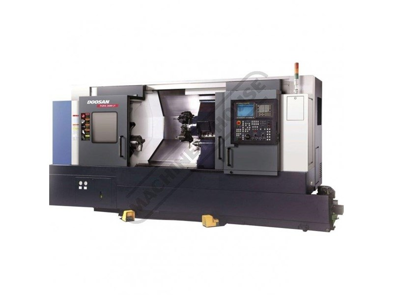 doosan machine tools puma 2600sy 545947 003