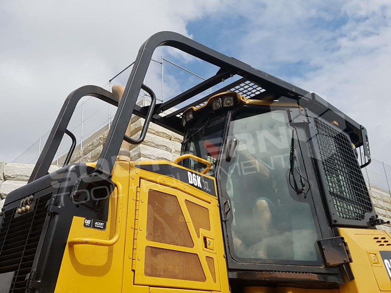 2019 CATERPILLAR D6K-1 D6K-2 Dozers Screens & Sweeps / CAT D6