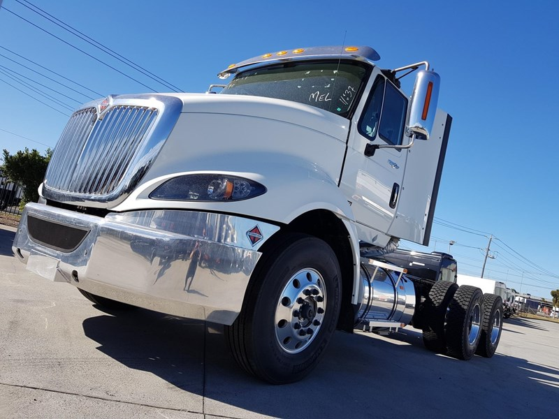 International Trucks Prostar Manual - Enthusiast Wiring Diagrams •