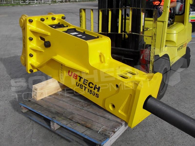 2019 UBTECH HAMMER UBT180S Silence Excavator Hydraulic Rock
