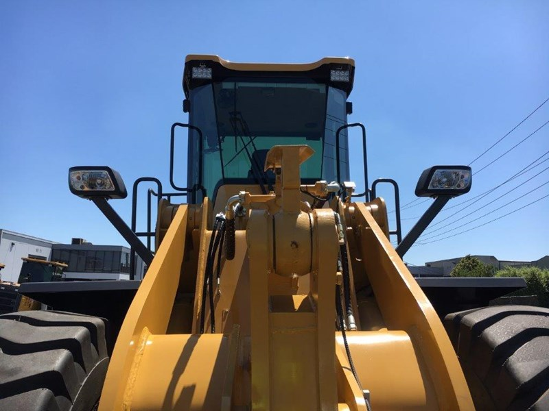active machinery al966e 23t 'cat engine, 4sp transmission, attachments, 3 yr warranty 588713 016