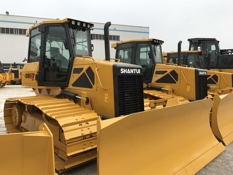 shantui dh13j bulldozer with rippers 590577 001