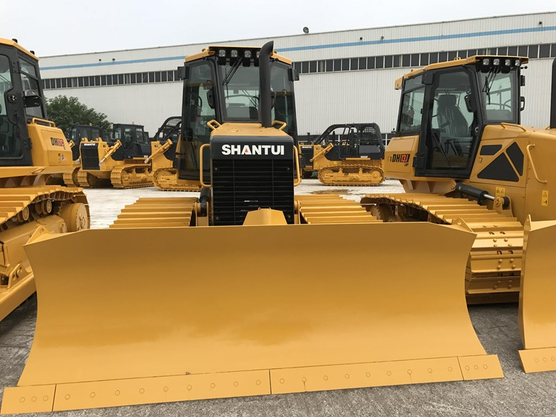 shantui dh13j bulldozer with rippers 590577 006