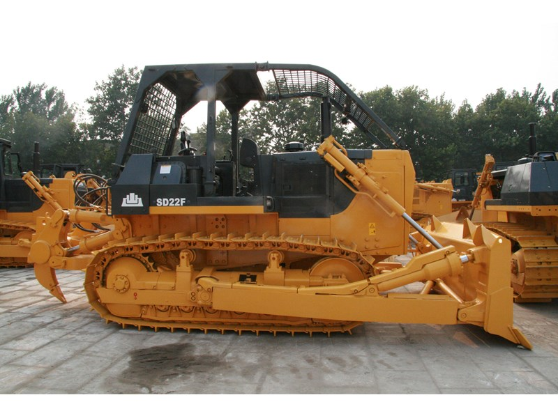 shantui sd 22 bull dozer with rippers 590579 004