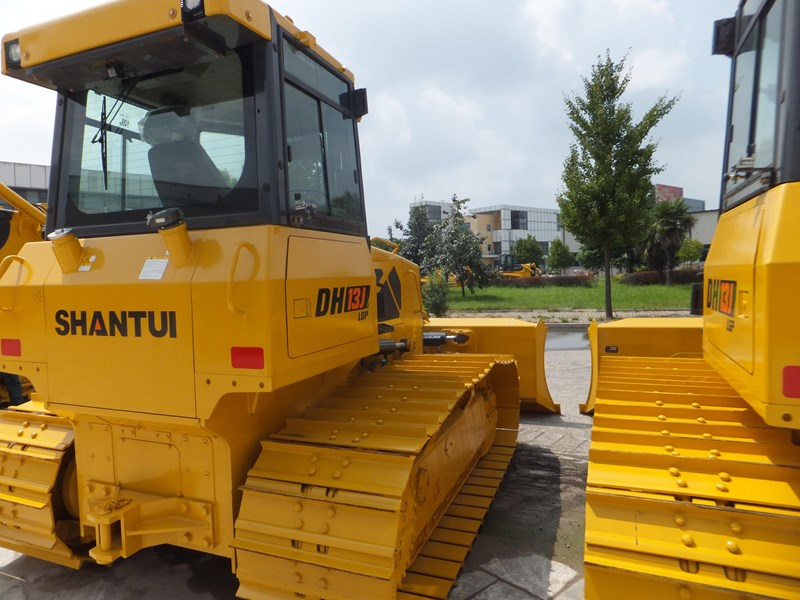 shantui dh13j bulldozer with rippers 590577 004