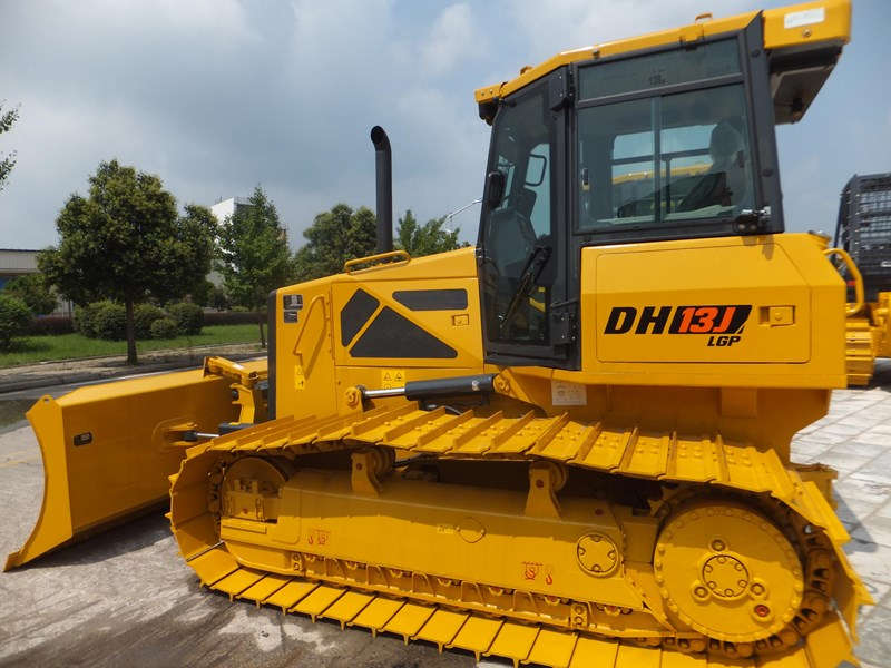 shantui dh13j bulldozer with rippers 590577 003