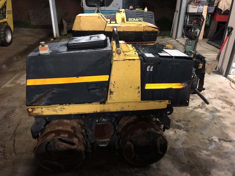 2006 bomag bmp 851 for sale rh tradeearthmovers com au Parts Manual Parts Manual