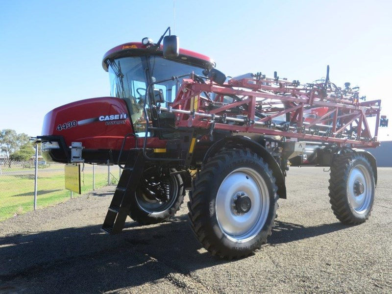case ih patriot 4430 591825 001