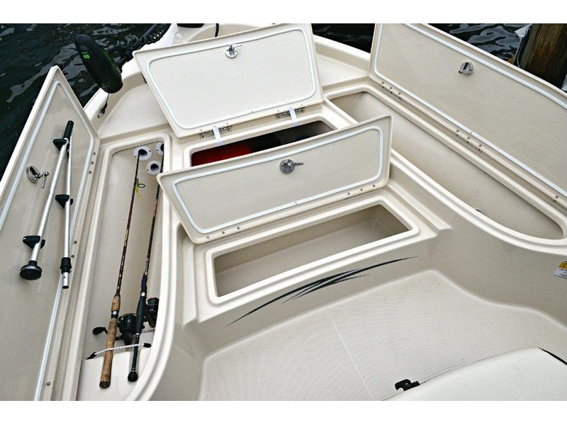 blue wave 2000 pure bay centre console 547574 014