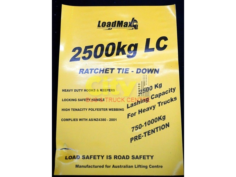 loadmax 'ergo' reverse action ratchet tie downs 592654 007
