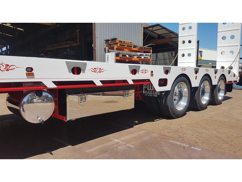 fwr elite tri axle tag trailer - ebs 594629 004