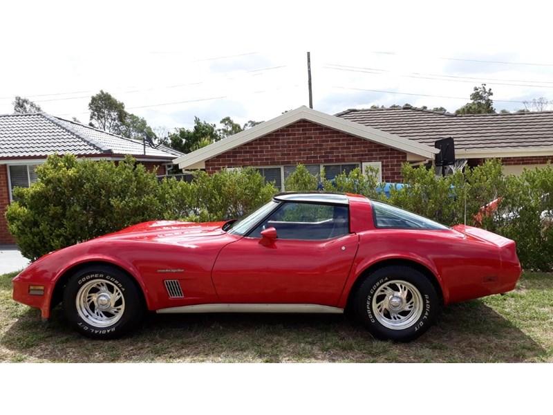 1982 Chevrolet Corvette Stingray For Sale