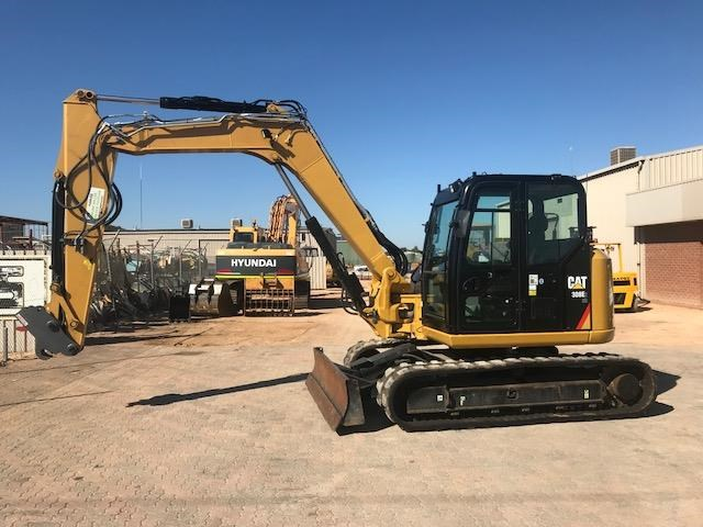 caterpillar 308e2cr 589839 001