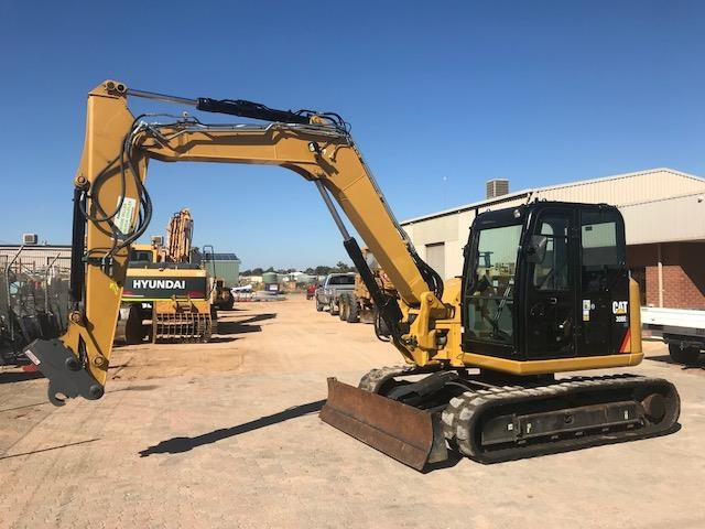 caterpillar 308e2cr 589839 002