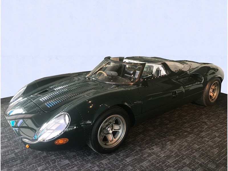 1986 jaguar xj13 replica for sale