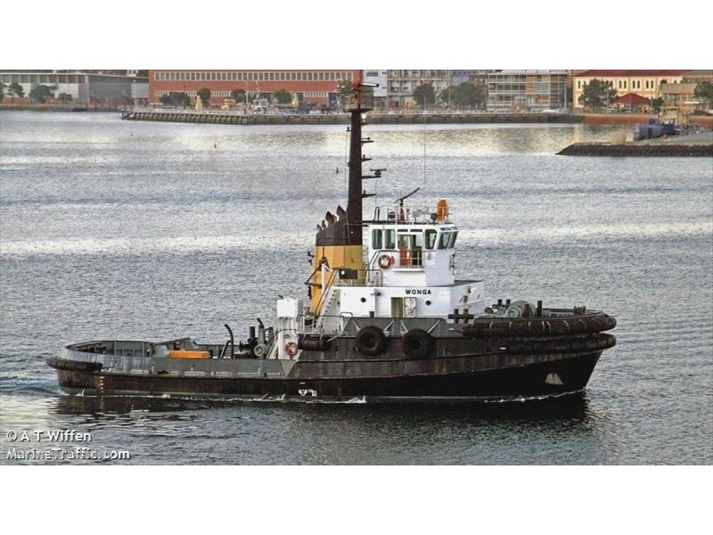 custom 32m 50tbp towing tug 596346 007