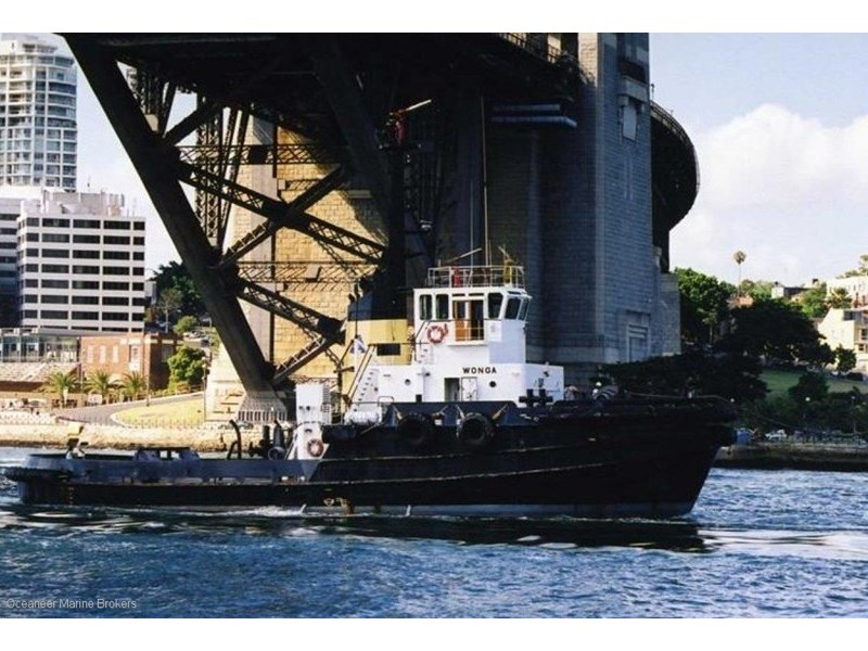 custom 32m 50tbp towing tug 596346 010