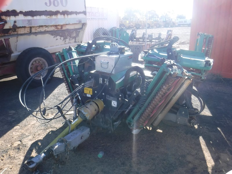 ransomes tg4650 gang mower 597754 003