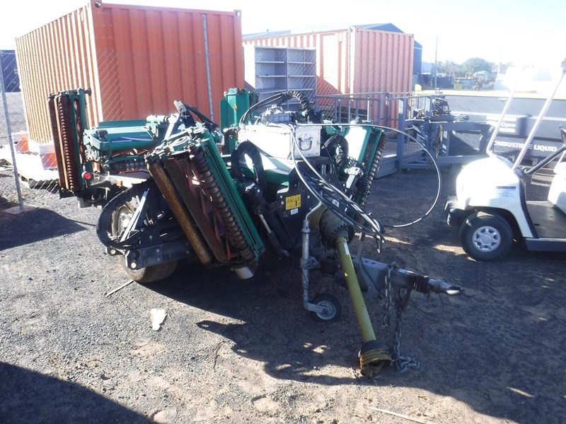 ransomes tg4650 gang mower 597754 004