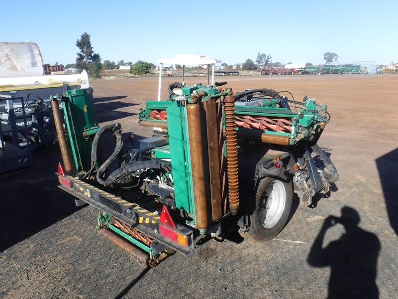 ransomes tg4650 gang mower 597754 002