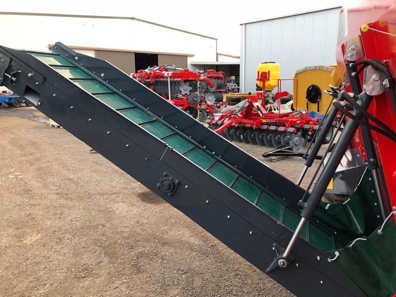 2019 MINOS AGRI TYYKM-10 HORIZONTAL FEED MIXER + DUAL 3 0M & 1 0M