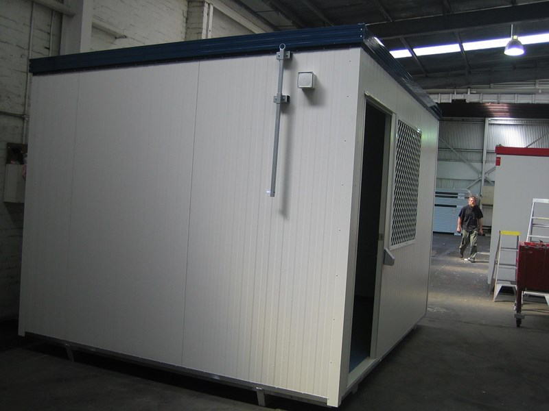 portable 3.6m x 3.0m open plan portable building 598436 002