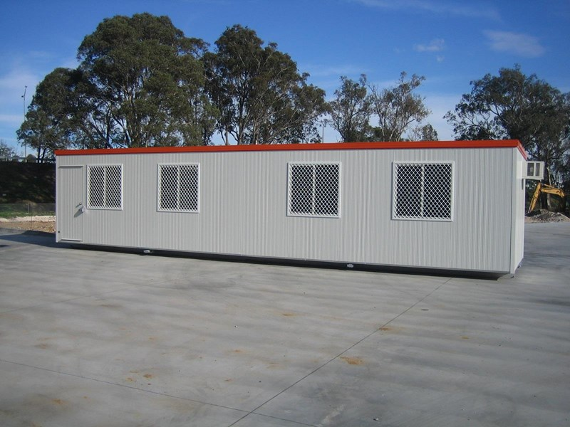 portable 12m x 3m open plan portable building 598441 001