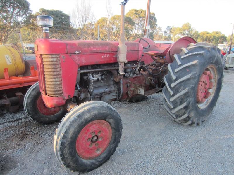 100+ Massey Ferguson 65 Tractor With Backhoe – yasminroohi