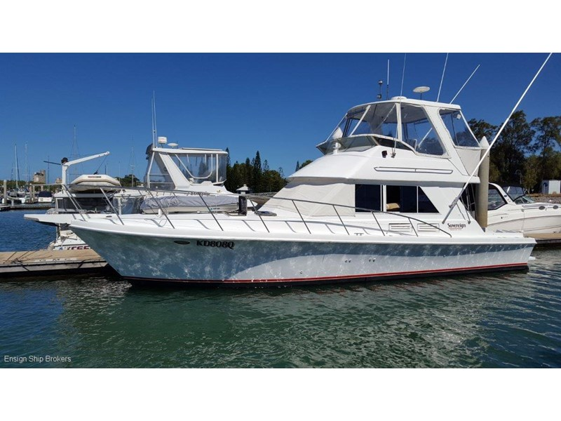 sovereign 4000 flybridge cruiser 602084 002