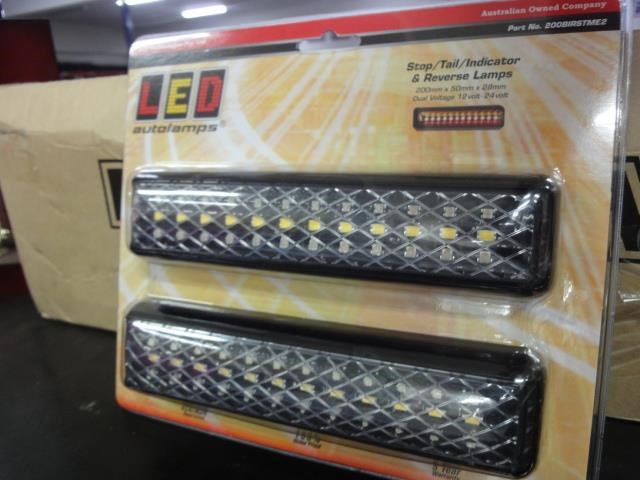 other led autolamps 602219 002