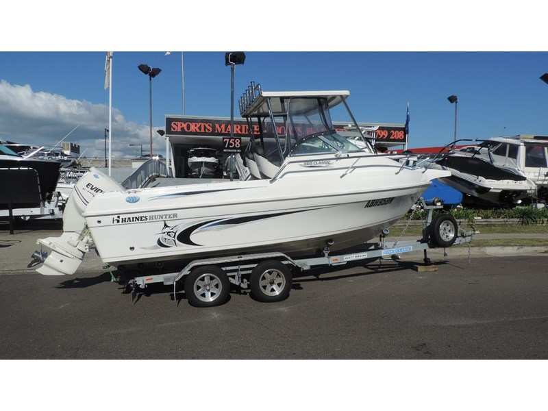 haines hunter 560 classic offshore 603483 002