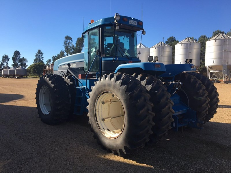 1997 NEW HOLLAND 9282 for sale