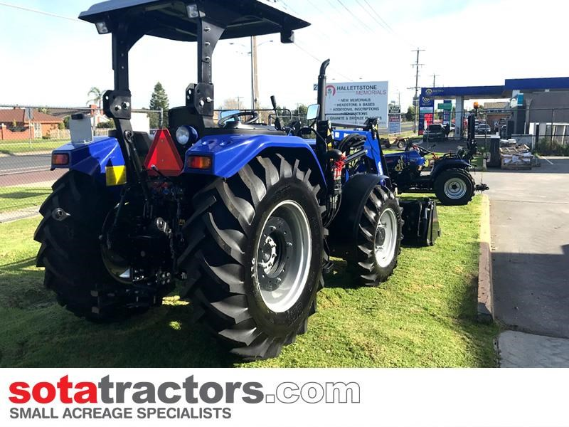farmtrac 87hp tractor 607613 011