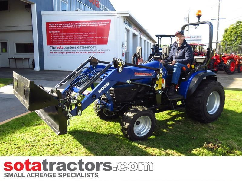 farmtrac 28hp tractor 607683 002