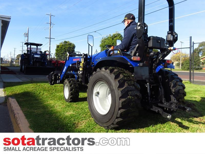 farmtrac 28hp tractor 607683 014