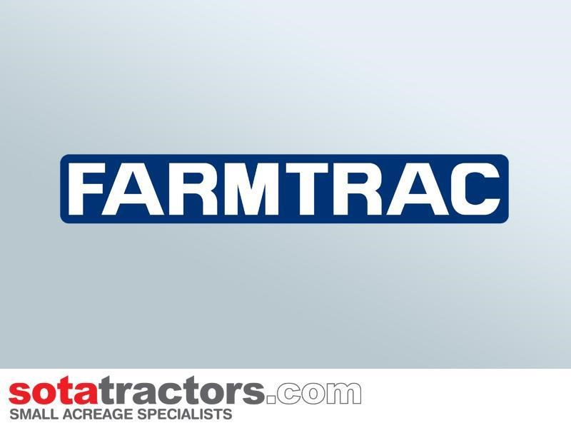 farmtrac 28hp tractor 607683 025