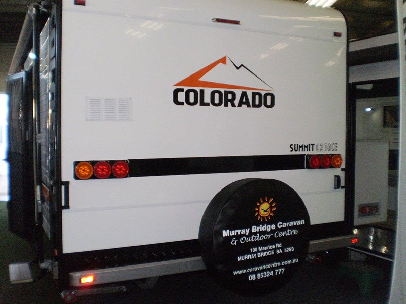 "colorado caravans 21'6"" summit ii  ensuite 353210 006"