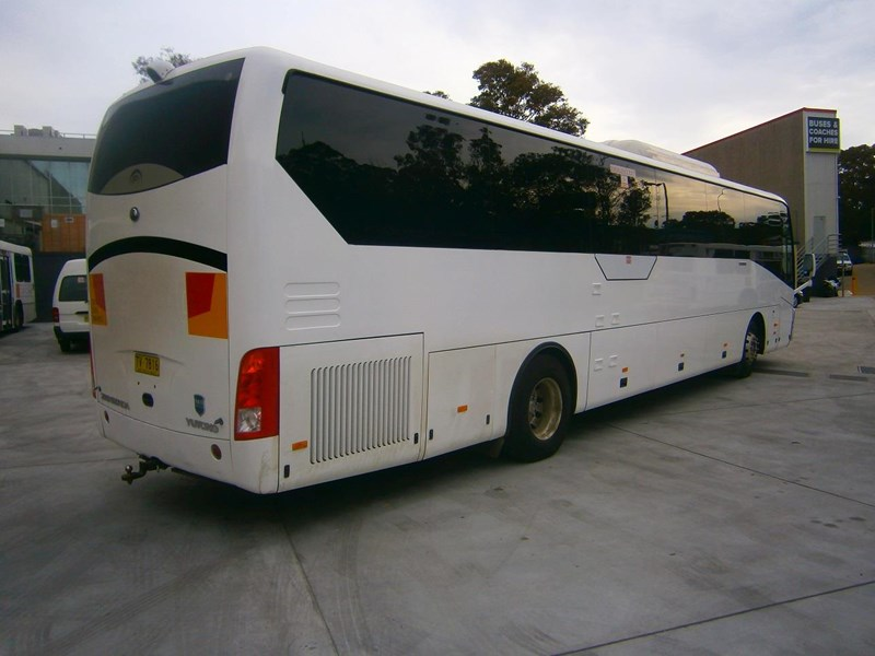 yutong 6129hca coach, 2015 model 608603 003