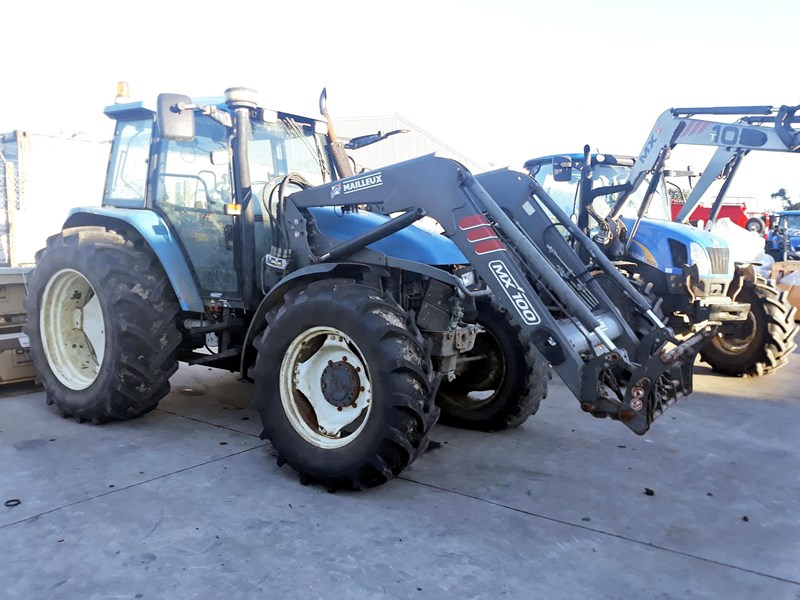 NEW HOLLAND TS115 for sale