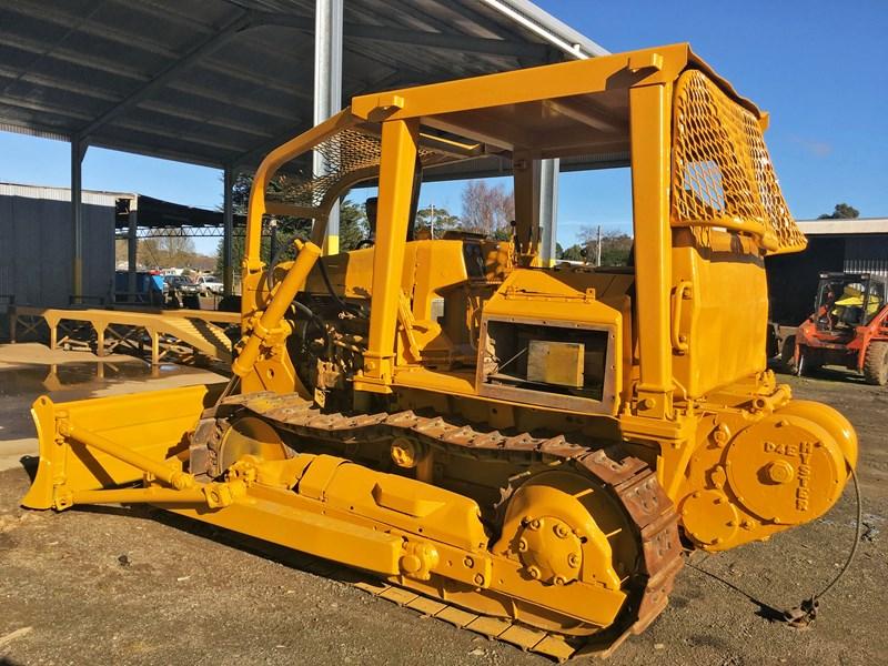 Bulldozers For Sale >> Caterpillar D4e Dozer For Sale