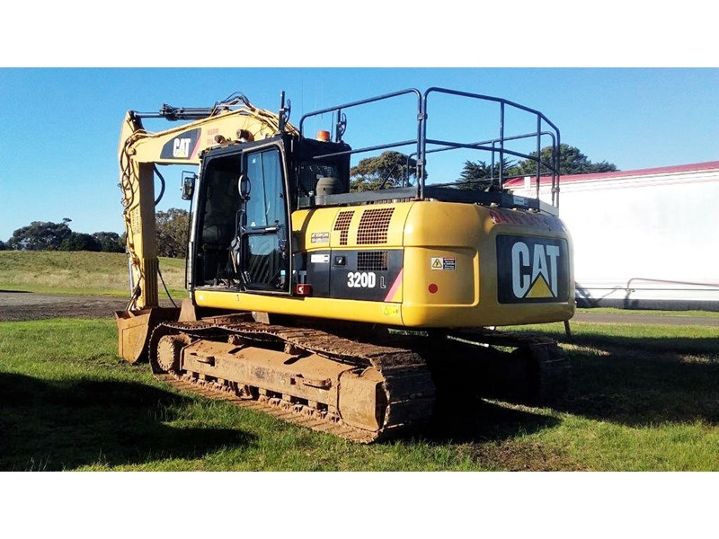 caterpillar 320dl 592492 001