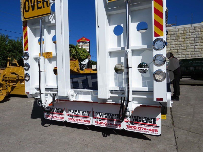 2019 INTERSTATE TRAILERS TRI AXLE ELITE Tag Trailer Heavy Duty 28