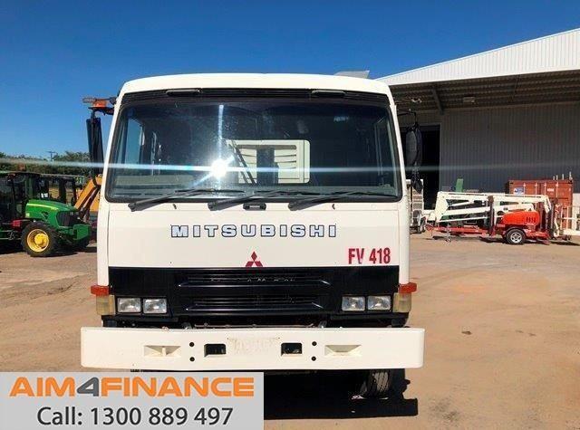 1995 mitsubishi fv418 mitsubishi fv418 water cart for sale rh tradetrucks com au