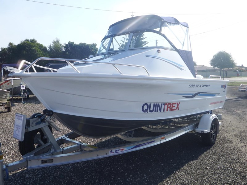 quintrex 530 sea spirit 612387 001