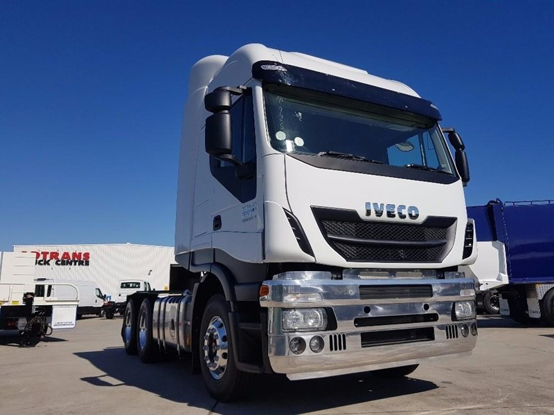 cc49fdbb71 2018 IVECO STRALIS AS-L 560hp 6x4 Cab Chassis for sale